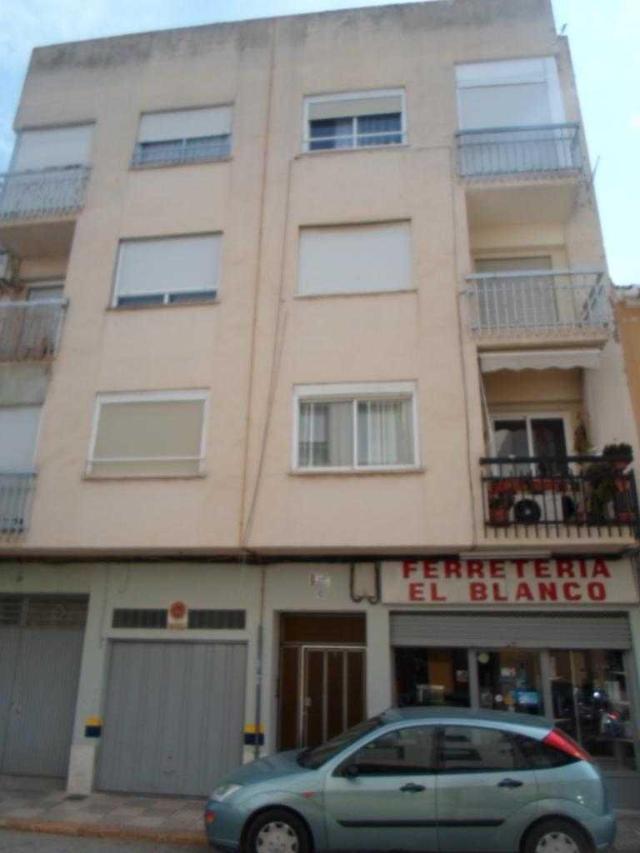 Piso en venta en Guadassuar, Guadassuar, Valencia, Calle Ntra. Sra. del Carmen, 43.641 €, 3 habitaciones, 1 baño, 97 m2