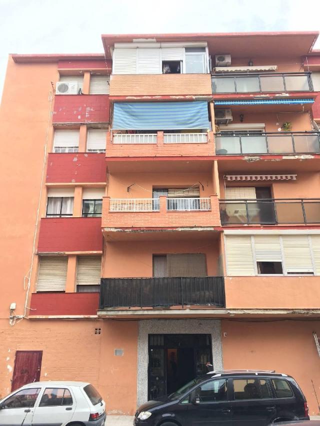 Piso en venta en Punta Carnero, Algeciras, Cádiz, Calle Fray Alonso Martin, 36.800 €, 3 habitaciones, 1 baño, 98 m2
