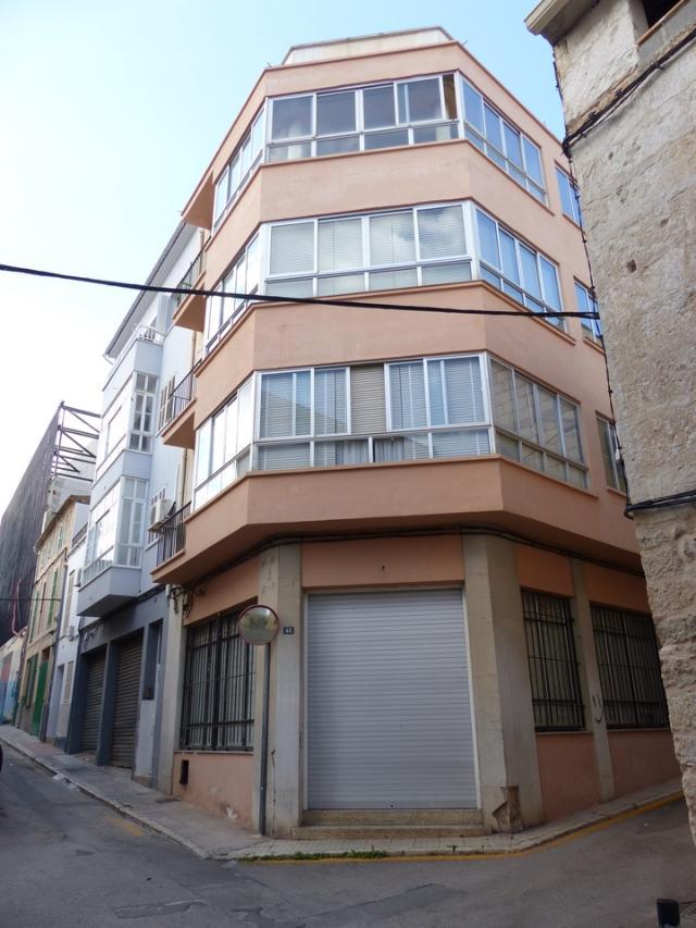 Piso en venta en Crist Rei, Inca, Baleares, Calle Des Jardi, 118.600 €, 4 habitaciones, 1 baño, 147 m2