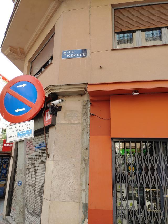 Piso en venta en Madrid, Madrid, Calle Donoso Cortes, 275.000 €, 1 habitación, 1 baño, 64 m2