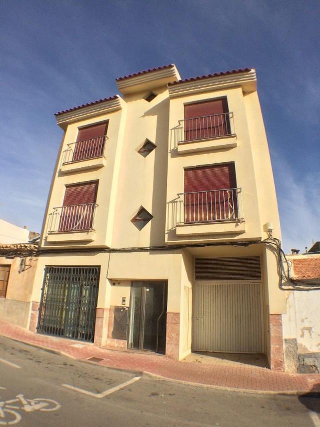 Piso en venta en Alhama de Murcia, Murcia, Calle Virgen de los Dolores, 56.800 €, 2 habitaciones, 1 baño, 74 m2