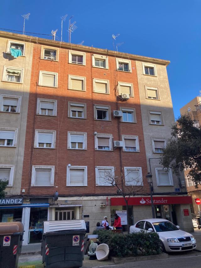 Piso en venta en Valencia, Valencia, Calle San Marcelino, 55.400 €, 3 habitaciones, 1 baño, 62 m2