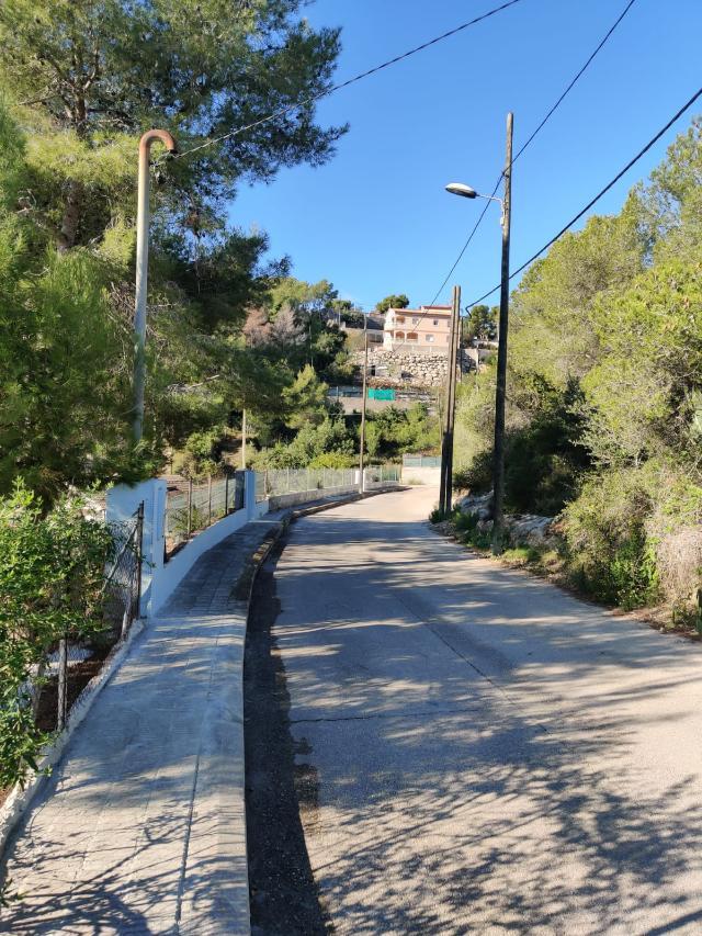 Suelo en venta en Cunit, Tarragona, Calle Atenas Urbanización los Rosales, 39.000 €, 844 m2