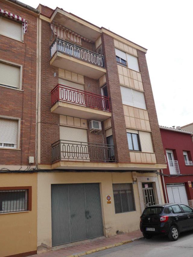 Piso en venta en Almansa, Albacete, Calle Industria, 40.117 €, 4 habitaciones, 2 baños, 136 m2