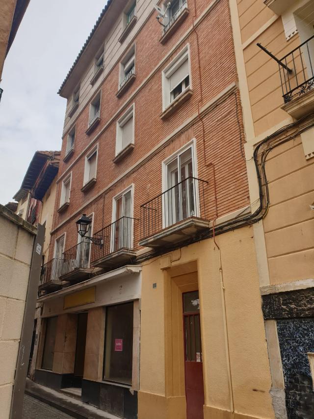 Piso en venta en San Ramon, Calatayud, Zaragoza, Calle Rua de Dato, 54.500 €, 111 m2