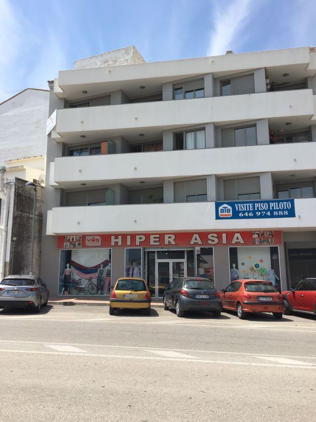 Piso en venta en Tossal - los Bancales, Benissa, Alicante, Calle Ricardo Benavente, 95.000 €, 2 habitaciones, 1 baño, 96 m2