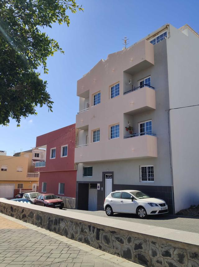 Piso en venta en Los Abrigos, Granadilla de Abona, Santa Cruz de Tenerife, Calle los Marineros, 90.300 €, 2 habitaciones, 1 baño, 70 m2