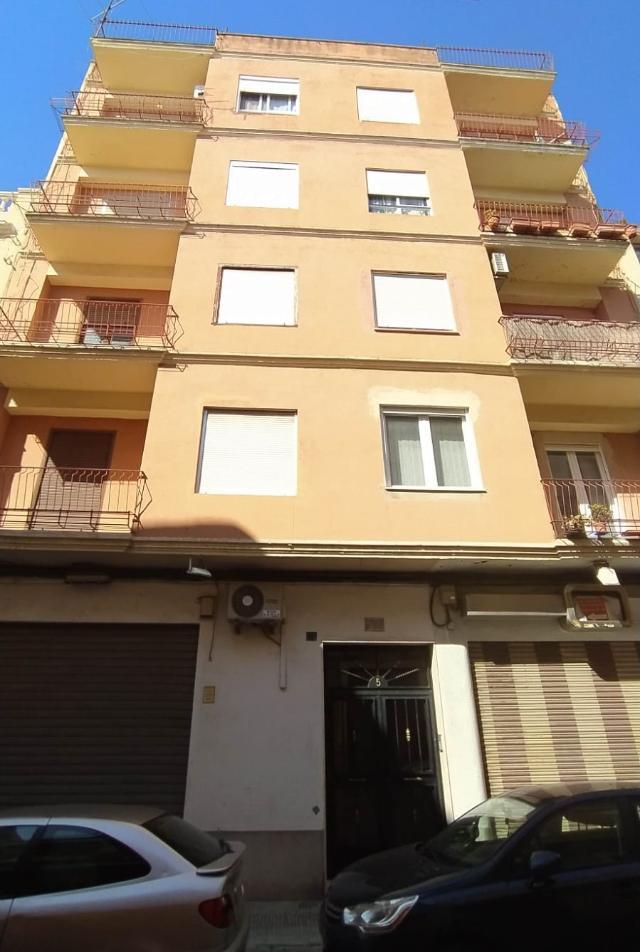 Piso en venta en Algemesí, Valencia, Calle Sant Sebastià de Vila, 33.500 €, 3 habitaciones, 1 baño, 91 m2