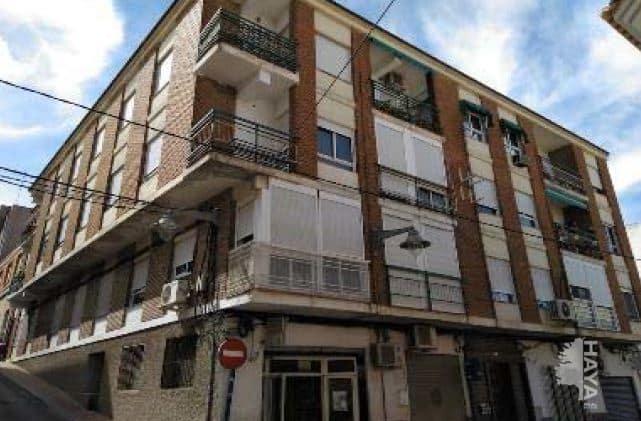 Piso en venta en Molina de Segura, Murcia, Calle Menéndez Pelayo, 61.400 €, 1 baño, 96 m2