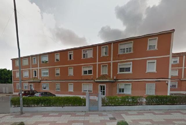 Piso en venta en Santiago de la Ribera, San Javier, Murcia, Avenida Aviación Española, 77.200 €, 3 habitaciones, 1 baño, 76 m2