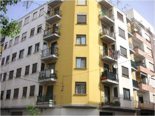 Piso en venta en Grupo la Paz, Castellón de la Plana/castelló de la Plana, Castellón, Calle Manuel Bellido, 34.800 €, 3 habitaciones, 1 baño, 76 m2