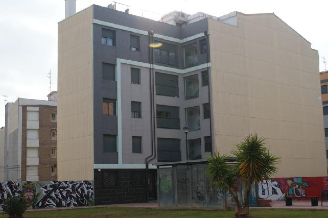 Piso en venta en Benicarló, Castellón, Plaza Cupello, 55.300 €, 2 habitaciones, 1 baño, 70 m2