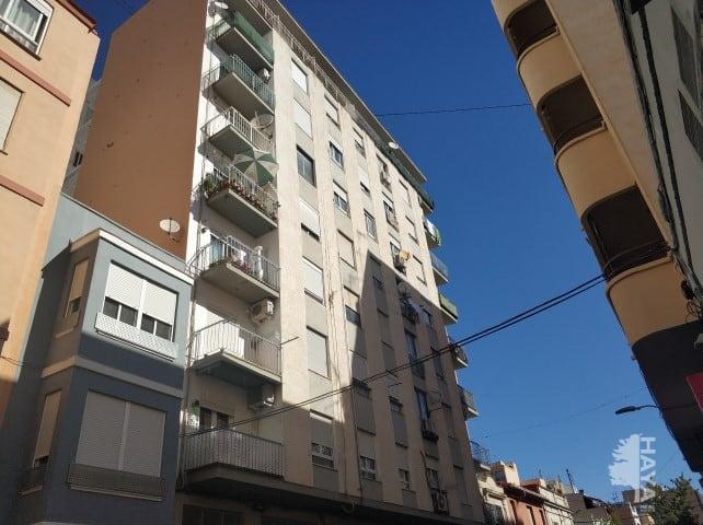 Piso en venta en Grupo San Pedro, Castellón de la Plana/castelló de la Plana, Castellón, Calle Canalejas, 46.725 €, 3 habitaciones, 1 baño, 61 m2