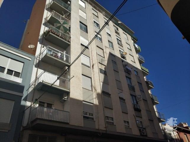 Piso en venta en Grupo San Pedro, Castellón de la Plana/castelló de la Plana, Castellón, Calle Canalejas, 47.565 €, 1 habitación, 1 baño, 60 m2
