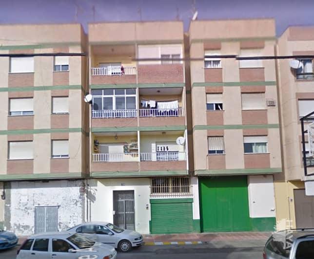 Piso en venta en Pampanico, El Ejido, Almería, Calle Octavio Augusto, 59.115 €, 3 habitaciones, 1 baño, 90 m2
