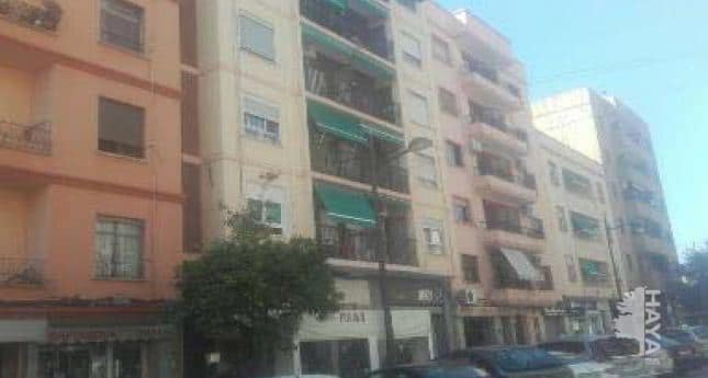 Piso en venta en Valencia, Valencia, Calle Pintor Matarana, 103.000 €, 3 habitaciones, 1 baño, 69 m2