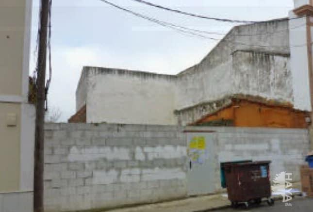 Suelo en venta en Zafra, Badajoz, Calle Martires, 11.900 €, 49 m2