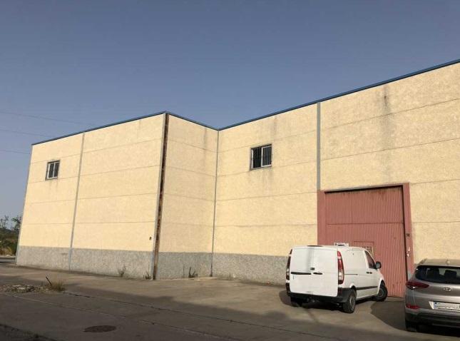 Industrial en venta en El Puerto de Santa María, Cádiz, Calle Sederia, 304.000 €, 1090 m2