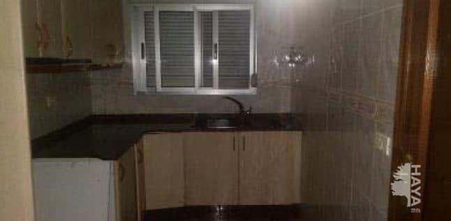 Piso en venta en Piso en Almazora/almassora, Castellón, 68.600 €, 3 habitaciones, 1 baño, 80 m2