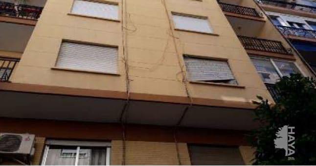 Piso en venta en Gandia, Valencia, Calle Algepseria, 111.000 €, 3 habitaciones, 1 baño, 65 m2