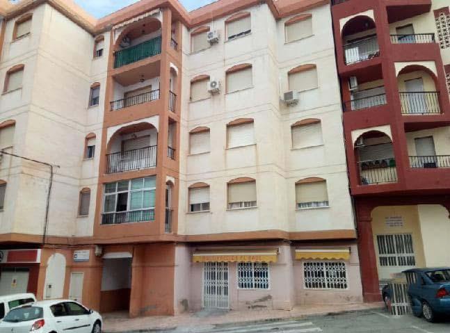Piso en venta en Macael, Macael, Almería, Avenida Almería, 30.912 €, 3 habitaciones, 2 baños, 122 m2