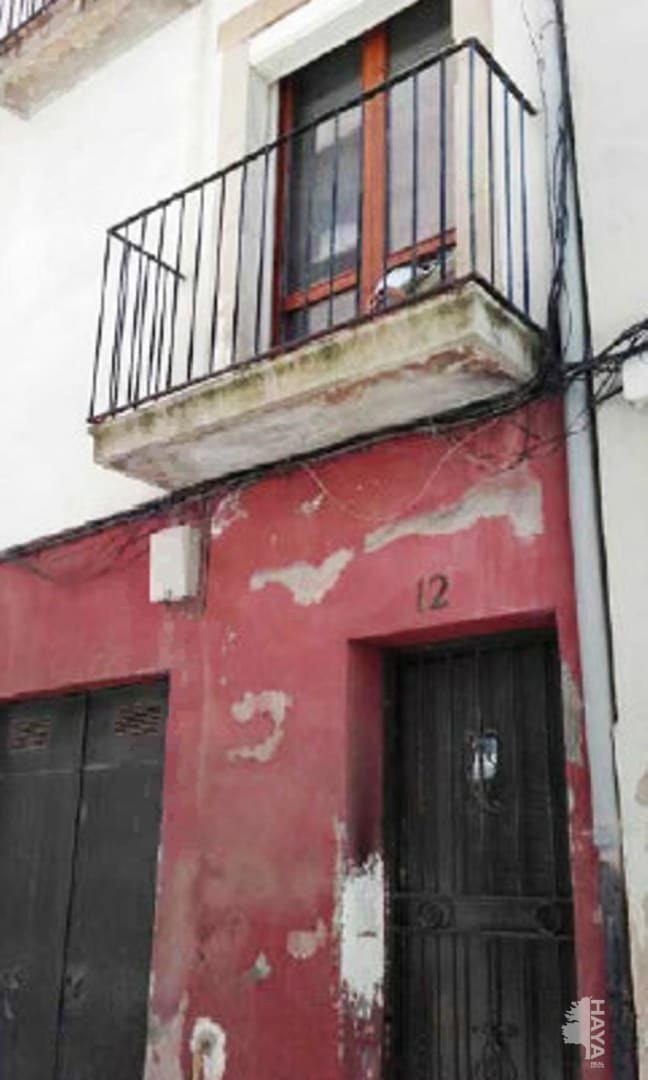 Casa en venta en Alcoletge, Tàrrega, Lleida, Calle Cendra, 76.800 €, 3 habitaciones, 2 baños, 139 m2