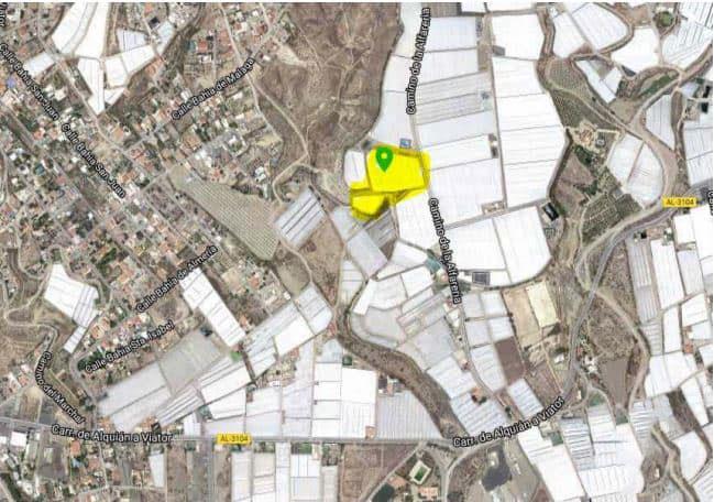 Suelo en venta en Suelo en Almería, Almería, 86.300 €, 6584 m2