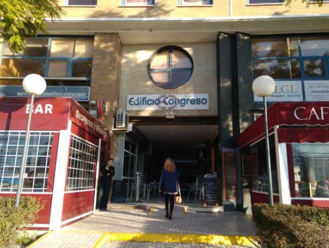 Oficina en venta en Distrito Este-alcosa-torreblanca, Sevilla, Sevilla, Calle Via Alcalde Luis Uruñuela, 43.500 €, 67 m2