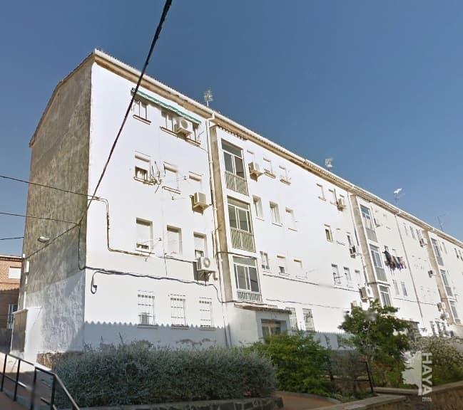 Piso en venta en Cáceres, Cáceres, Calle Rio Elba, 16.900 €, 2 habitaciones, 1 baño, 56 m2
