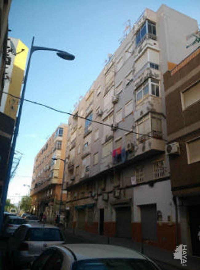 Piso en venta en Las Chocillas, Almería, Almería, Calle Alhadra, 17.300 €, 1 habitación, 1 baño, 40 m2