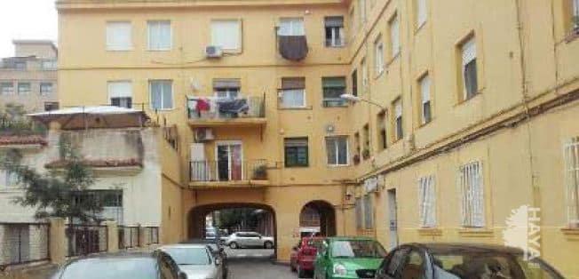 Piso en venta en Patraix, Valencia, Valencia, Calle Luis Campos, 74.900 €, 2 habitaciones, 1 baño, 65 m2