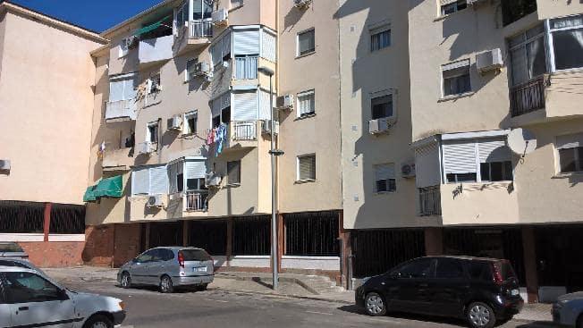 Piso en venta en Mérida, Badajoz, Calle Viriato, 50.873 €, 3 habitaciones, 1 baño, 86 m2