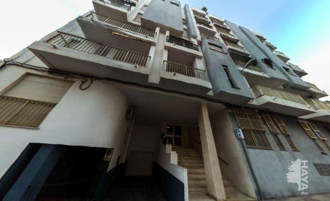 Piso en venta en Cullera, Valencia, Calle Churruca, 87.242 €, 4 habitaciones, 2 baños, 135 m2