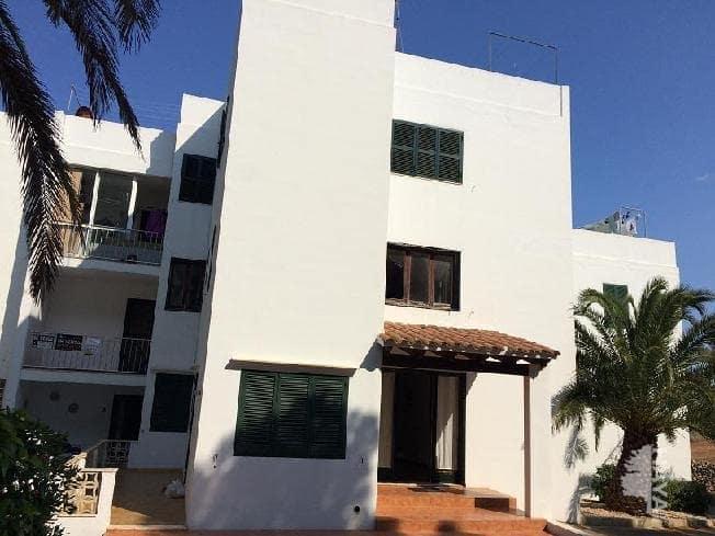 Piso en venta en Ciutadella de Menorca, Baleares, Calle Xaloc, 90.000 €, 2 habitaciones, 1 baño, 57 m2