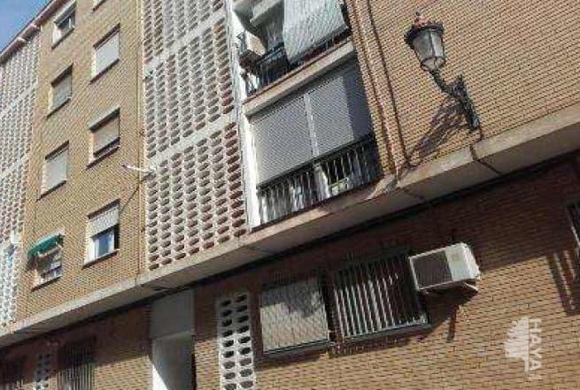 Piso en venta en Tavernes Blanques, Valencia, Calle Mar, 49.000 €, 2 habitaciones, 1 baño, 76 m2
