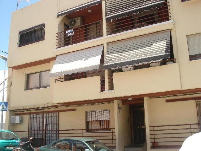 Piso en venta en Tossa, la Nucia, Alicante, Calle Ermita, 92.485 €, 3 habitaciones, 2 baños, 104 m2