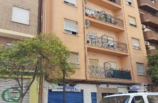 Piso en venta en Valencia, Valencia, Calle Rubén Vela, 101.000 €, 4 habitaciones, 1 baño, 107 m2