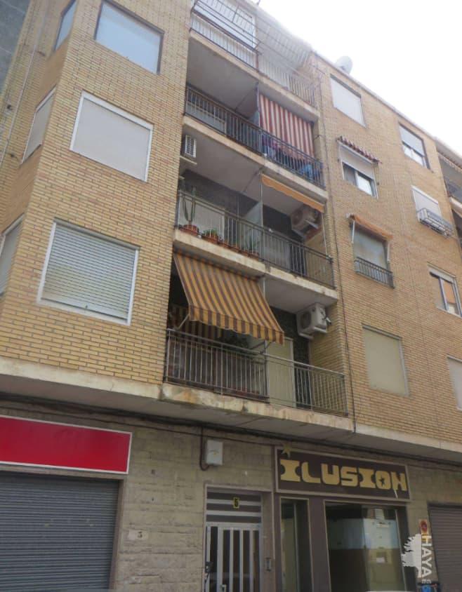 Piso en venta en El Realengo, Crevillent, Alicante, Calle Rei en Jaume I, 23.000 €, 1 baño, 78 m2