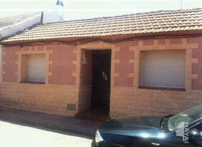 Casa en venta en Porzuna, Ciudad Real, Calle España, 29.500 €, 3 habitaciones, 1 baño, 123 m2