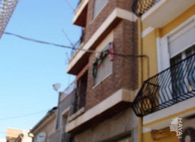 Piso en venta en Las Arboledas, Archena, Murcia, Avenida Carril (del), 49.700 €, 3 habitaciones, 1 baño, 86 m2