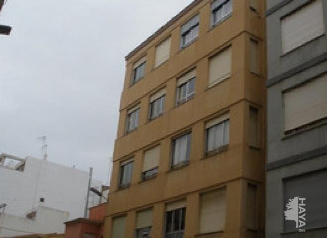 Piso en venta en Poblados Marítimos, Burriana, Castellón, Avenida Corts Valencianes, 46.200 €, 3 habitaciones, 1 baño, 112 m2