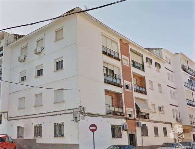 Piso en venta en San Andrés, Mérida, Badajoz, Calle Legion X, 53.400 €, 2 habitaciones, 1 baño, 90 m2