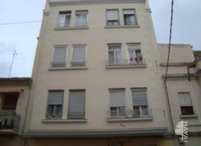 Piso en venta en Gandia, Valencia, Calle Sant Tomas de Villanueva, 36.200 €, 3 habitaciones, 1 baño, 86 m2