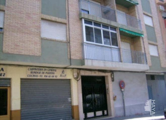 Piso en venta en Motril, Granada, Calle Camino de la Cañas, 74.700 €, 3 habitaciones, 1 baño, 85 m2