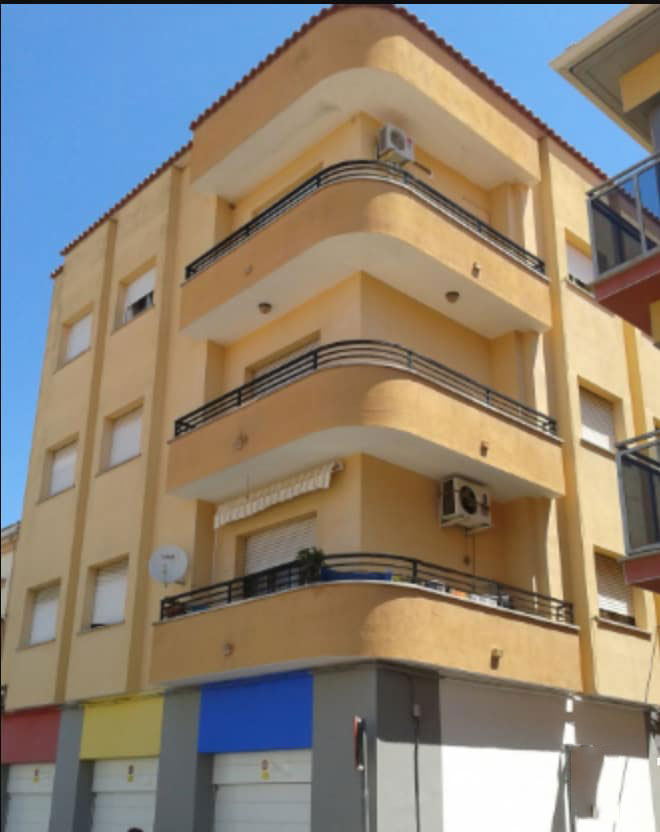 Piso en venta en Villanueva de la Serena, Badajoz, Calle Reyes Huertas, 58.050 €, 3 habitaciones, 1 baño, 108 m2