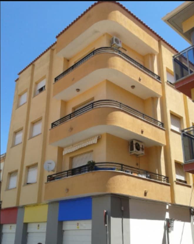 Piso en venta en Villanueva de la Serena, Badajoz, Calle Reyes Huertas, 58.500 €, 3 habitaciones, 1 baño, 108 m2
