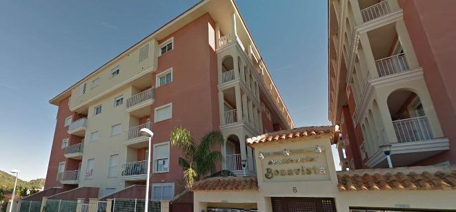 Piso en venta en Pedreguer, Alicante, Calle Dels Furs, 90.500 €, 3 habitaciones, 2 baños, 104 m2