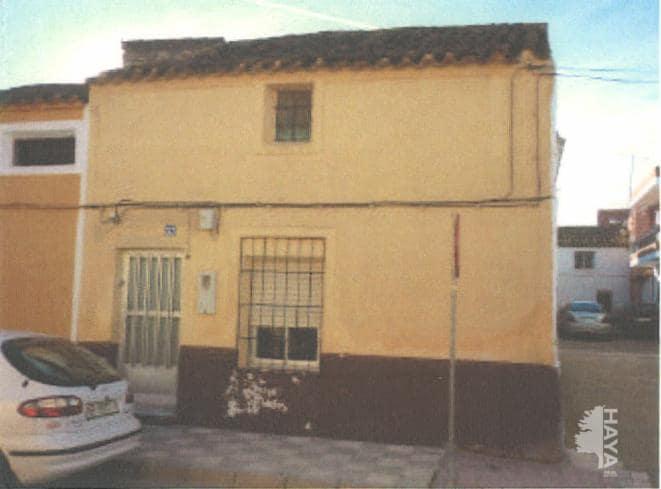 Casa en venta en Albacete, Albacete, Calle Mayor - El Salobral, 56.400 €, 2 habitaciones, 1 baño, 178 m2