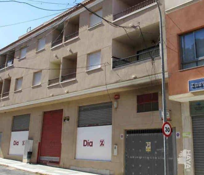 Piso en venta en Alhama de Almería, Almería, Avenida Nicolas Salmer?n Y Alonso, 57.300 €, 3 habitaciones, 1 baño, 93 m2