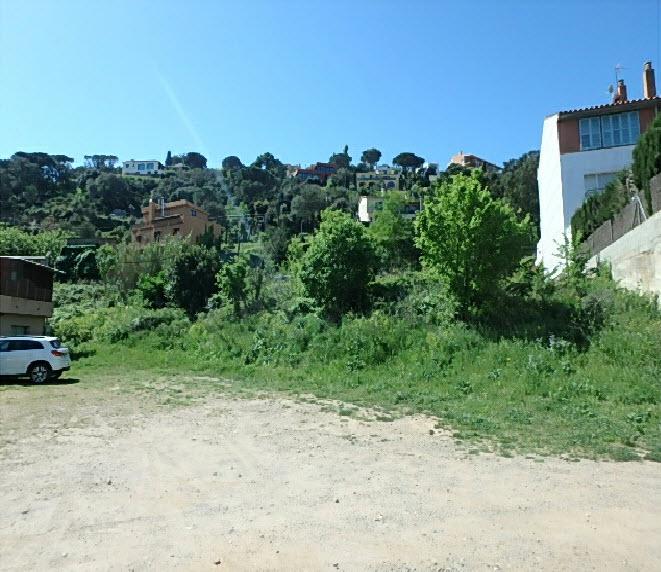 Suelo en venta en Begur, Girona, Calle Semafor, 355.500 €, 1505 m2